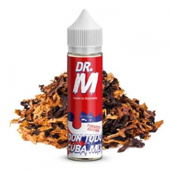 DR. M Tobacco Edition Don Todo C_BA Mix Aroma 15ml