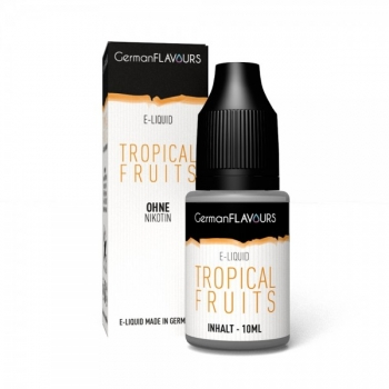GermanFlavours Tropical Fruits Liquid 10ml