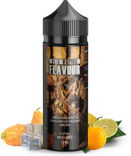 The Vaping Flavour Rick Limes Aroma