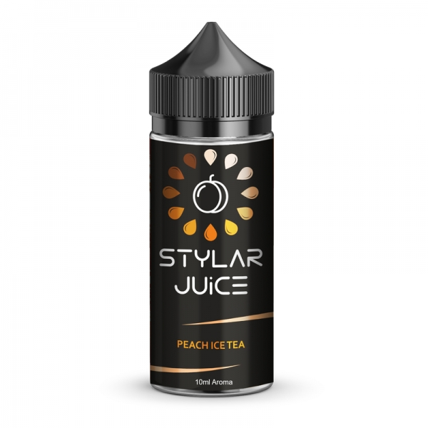 Stylar Juice - Peach Ice Tea 10ml Aroma