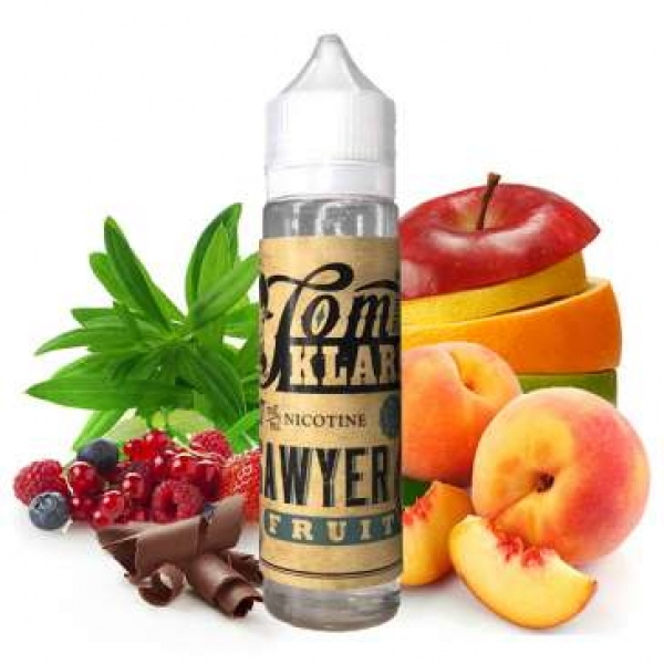 TOM KLARK'S - Tom Sawyer 60ml Frucht Liquid